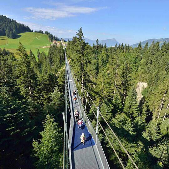 Sattel-Hochstuckli - Abenteuer, Sport & Spass