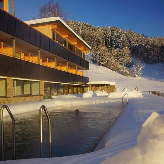 Hotel St. Hubertus in Egg, Bregenzerwald 10