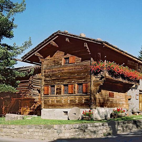 Gwunderwald Heidboden Davos