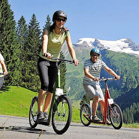 Engelberg-Titlis Familien und Kinder