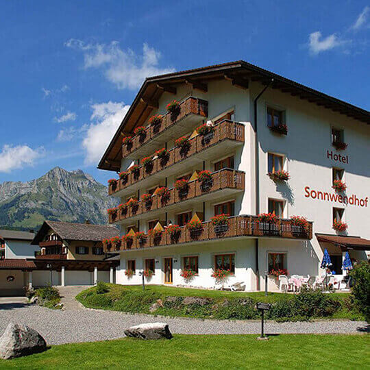 Herzlich willkommen im TREFF HOTEL Sonnwendhof in Engelberg !