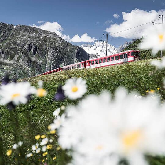 Gornergrat Bahn - Die Bahn zum Matterhorn