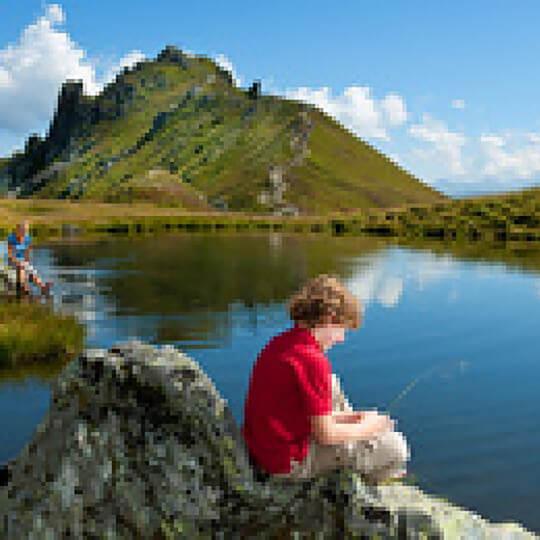 Vorschaubild zu Ferienregion Gastein im Salzburgerland