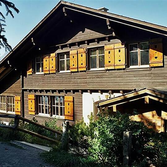 Vorschaubild zu Berghaus Birchweid