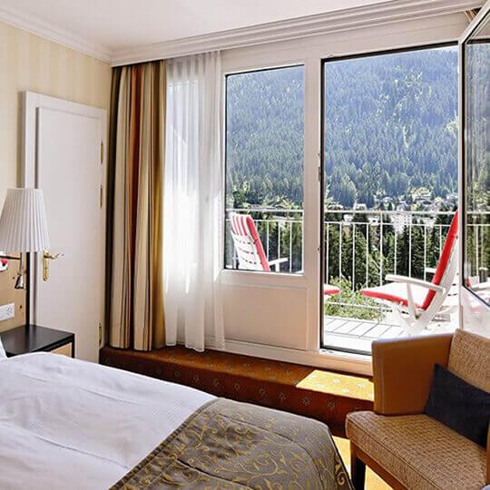 Steigenberger Grandhotel Belvédère - Dem Himmel ganz nah