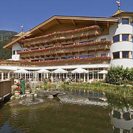 Naturidyll Hotels in Österreich und Südtirol
