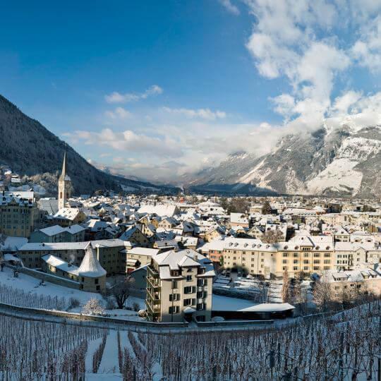 Chur die Alpenstadt - erleben und entdecken 10