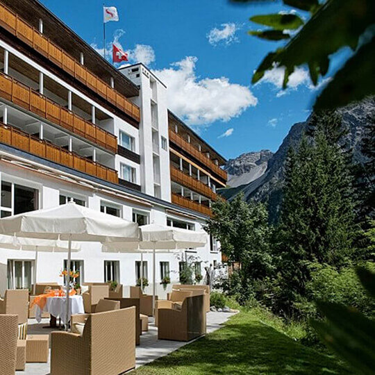 Arosa - Sunstar Alpine Hotel