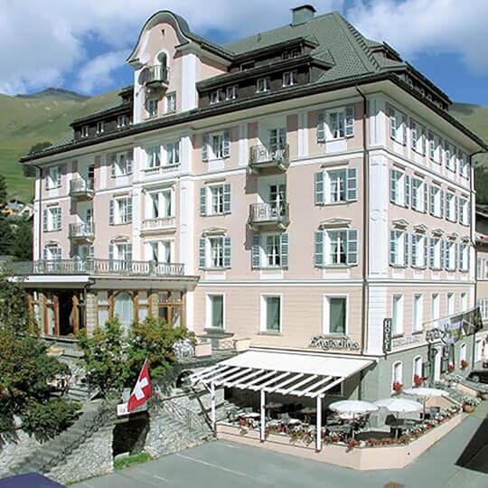 Vorschaubild zu Hotel Engiadina Zuoz