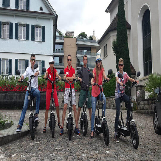 Luzerntrips - Abenteuer auf zwei Rädern