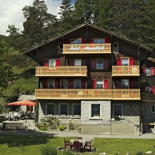 Vorschaubild zu Hotel Restaurant Alpenblick Zeneggen