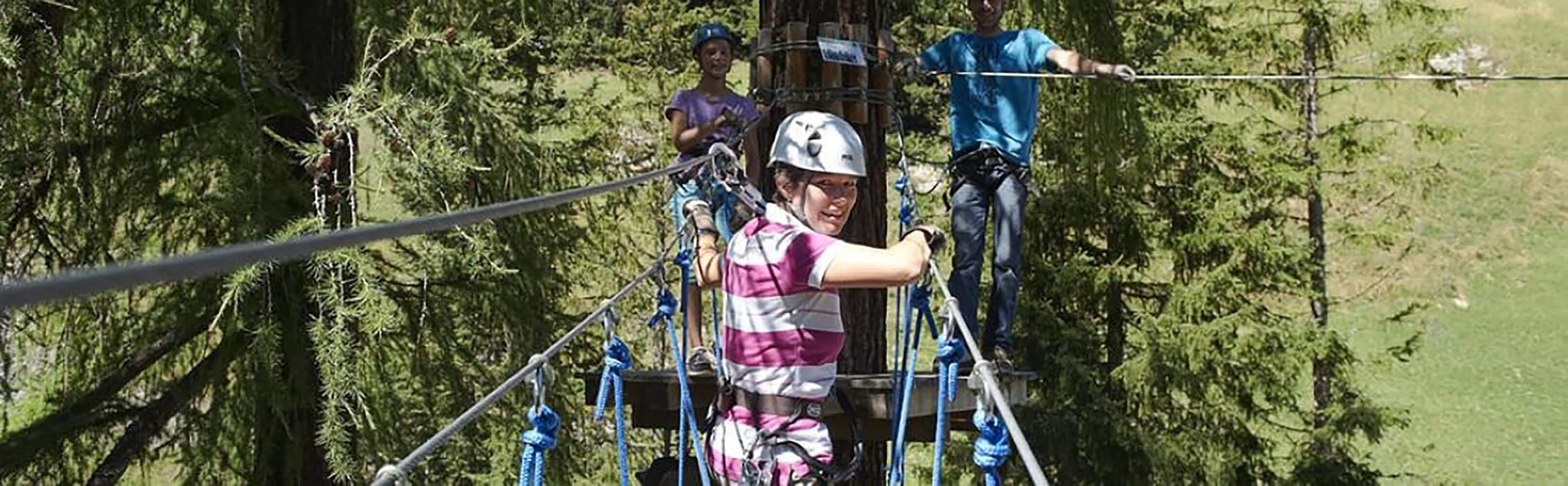 Adventure Park Davos Färich 1