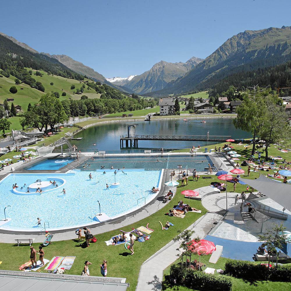 Badi Klosters