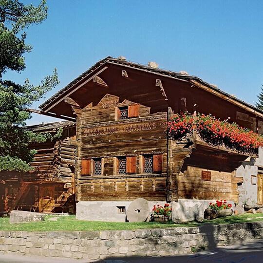 Heimatmuseum Nutli Hüschi Klosters