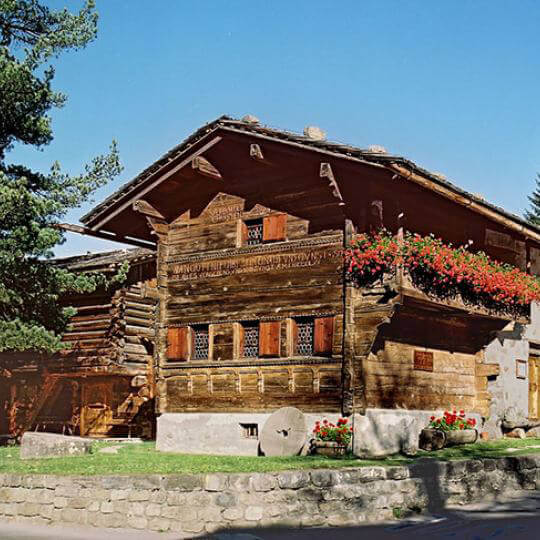Heimatmuseum Nutli Hüschi Klosters 10