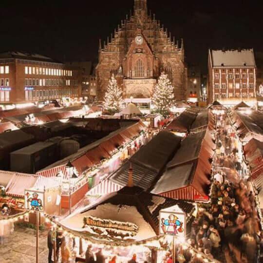 Der Nürnberger Christkindlesmarkt 10