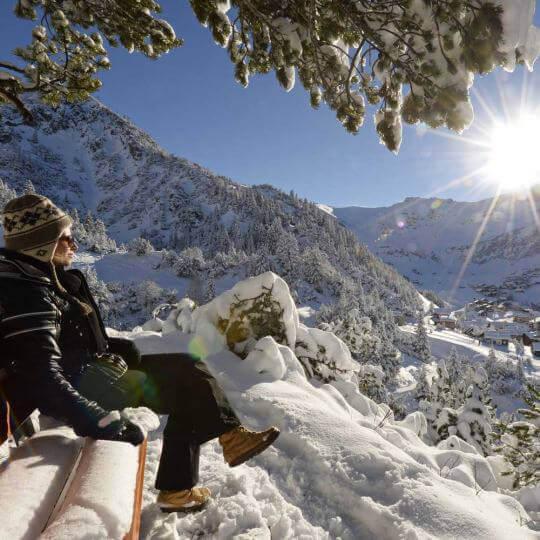 Entspannte Winterferien im Fürstentum 10