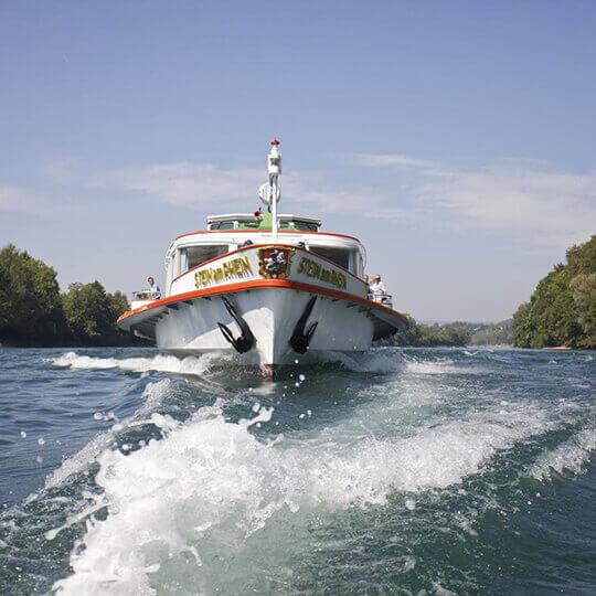 Vorschaubild zu Schifffahrt Untersee und Rhein