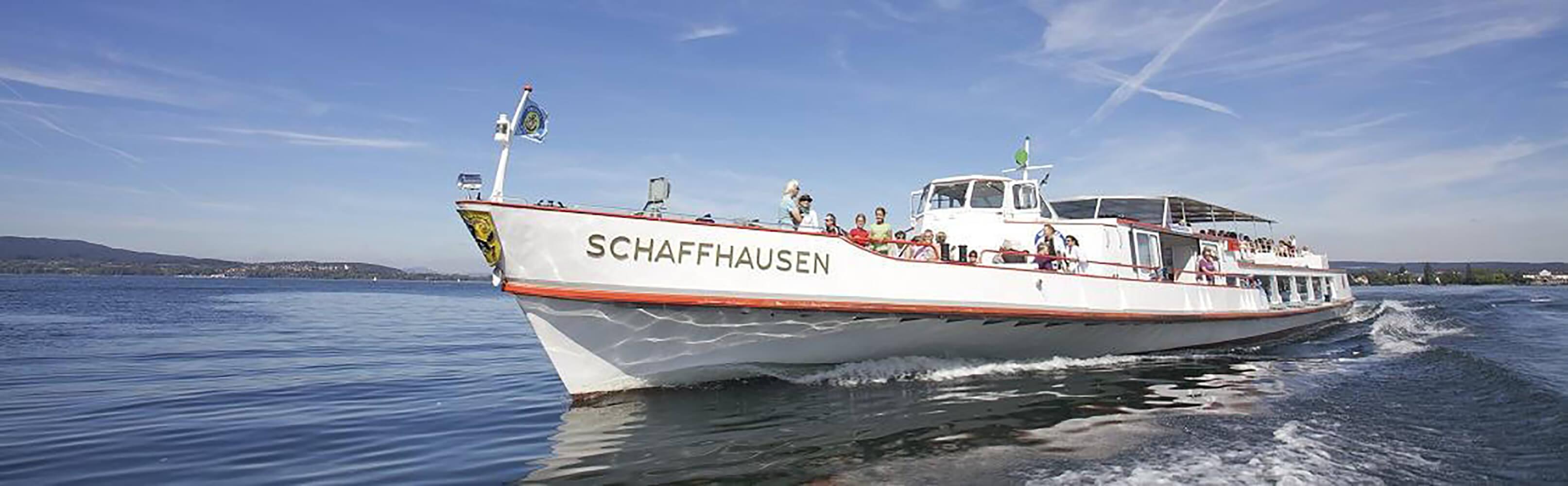 Schifffahrt Untersee und Rhein 1