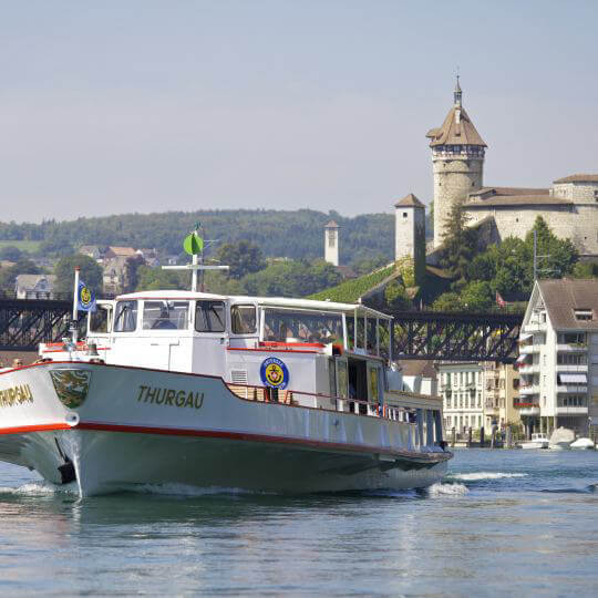 Schifffahrt Untersee und Rhein 10