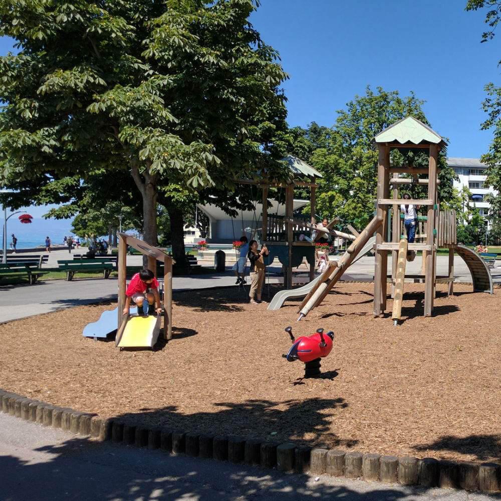 Jardin du Rivage - Vevey 10