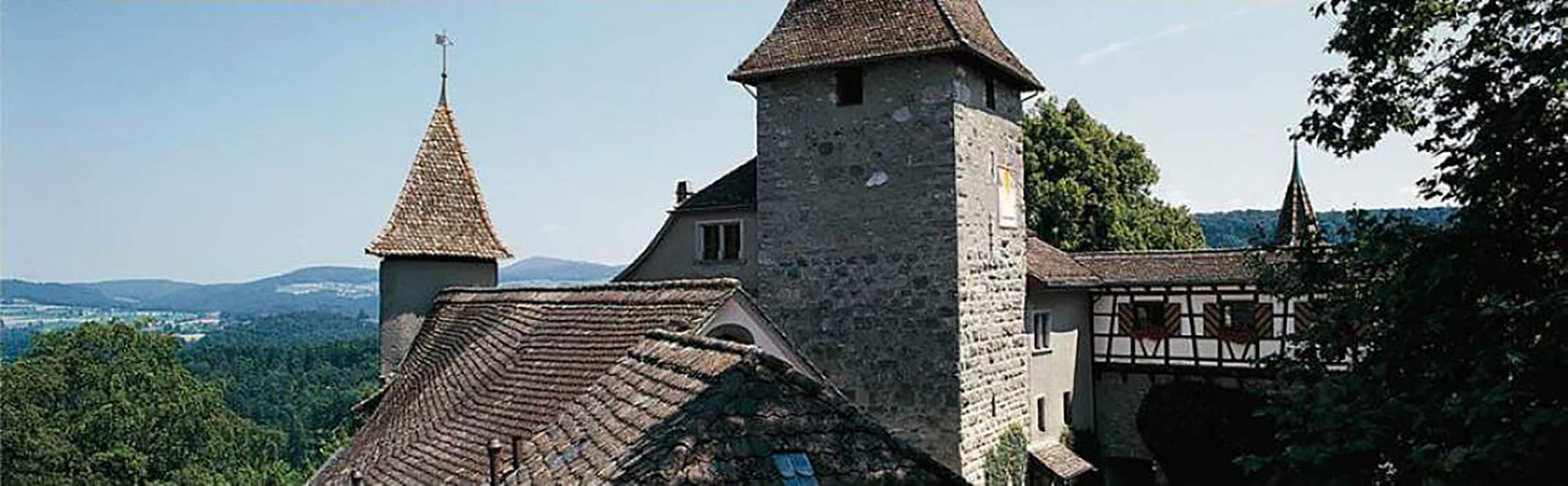 Museum Schloss Kyburg 1