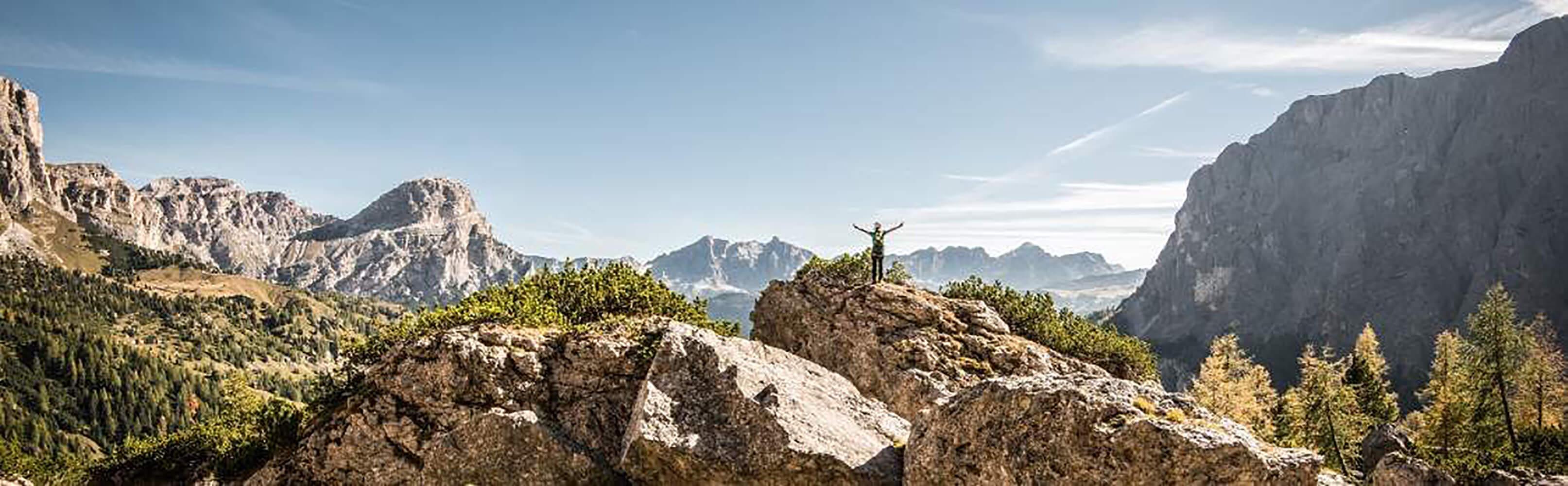 Alta Badia - Wanderspass in den Südtiroler Dolomiten 1