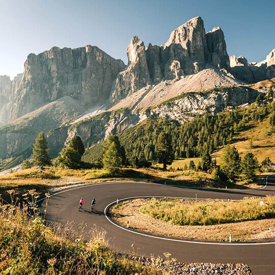 Alta Badia - Wanderspass in den Südtiroler Dolomiten