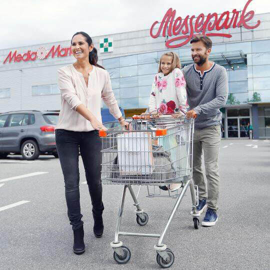 Einkaufszentrum Messepark Dornbirn 10