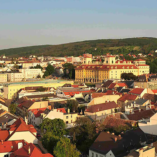 Vorschaubild zu Eisenstadt - Haydnstadt  im Burgenland