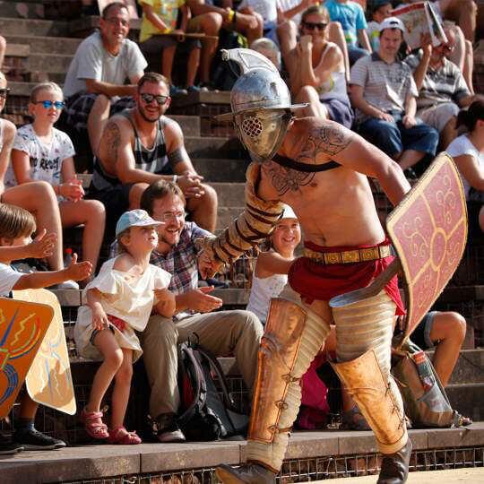Augusta Raurica - die römische Stadt 10