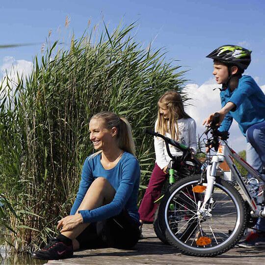Vorschaubild zu Neusiedler See im Burgenland - Natur pur
