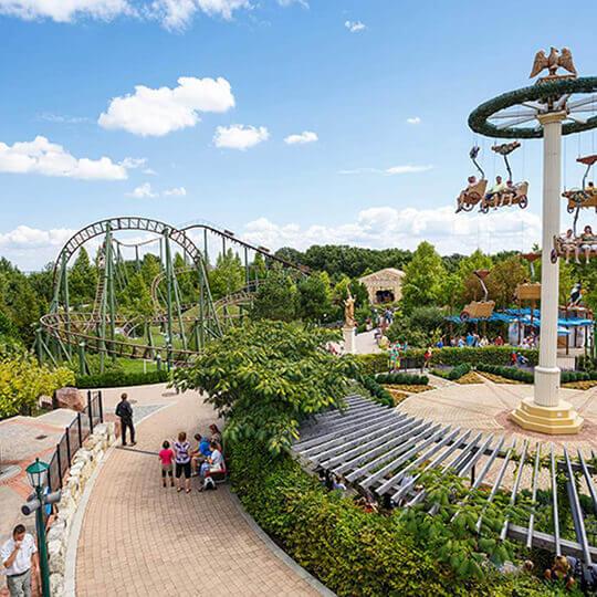 Vorschaubild zu Familypark - Österreichs größter Freizeitpark