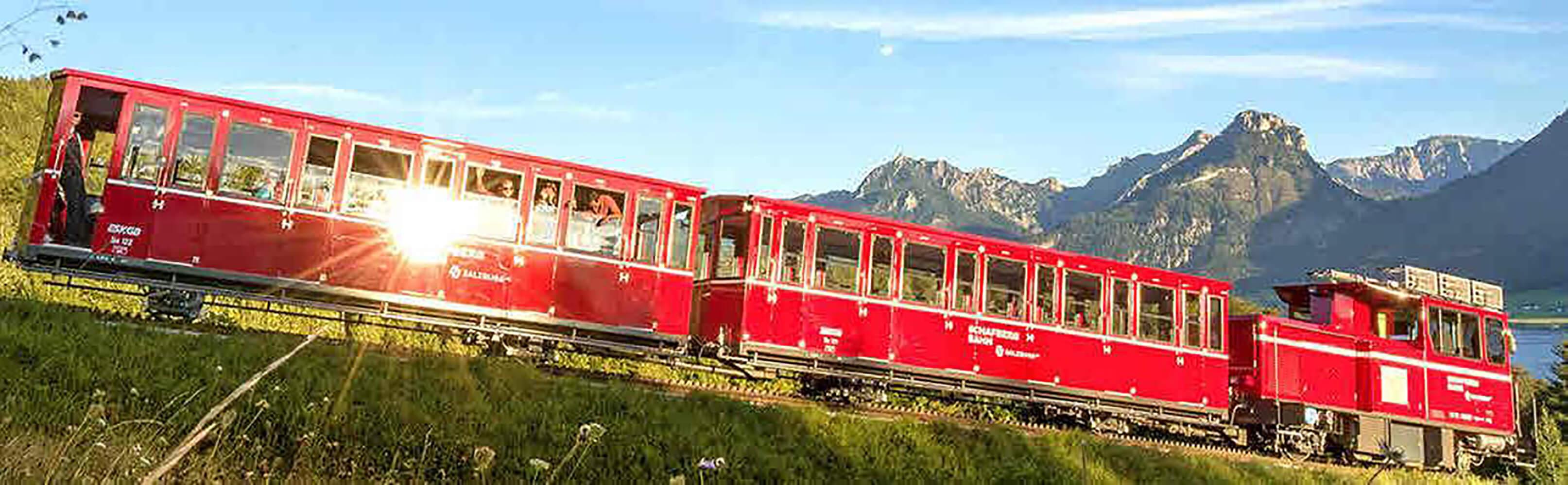 Schafbergbahn – nostalgischer Gipfelstürmer im Salzkammergut 1