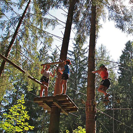 Vorschaubild zu Abenteuerpark Gröbming - Österreichs grössten Kletterpark