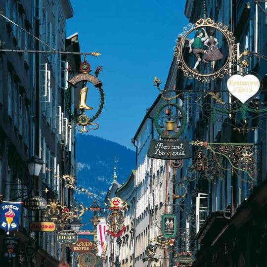 Die Mozartstadt Salzburg 10