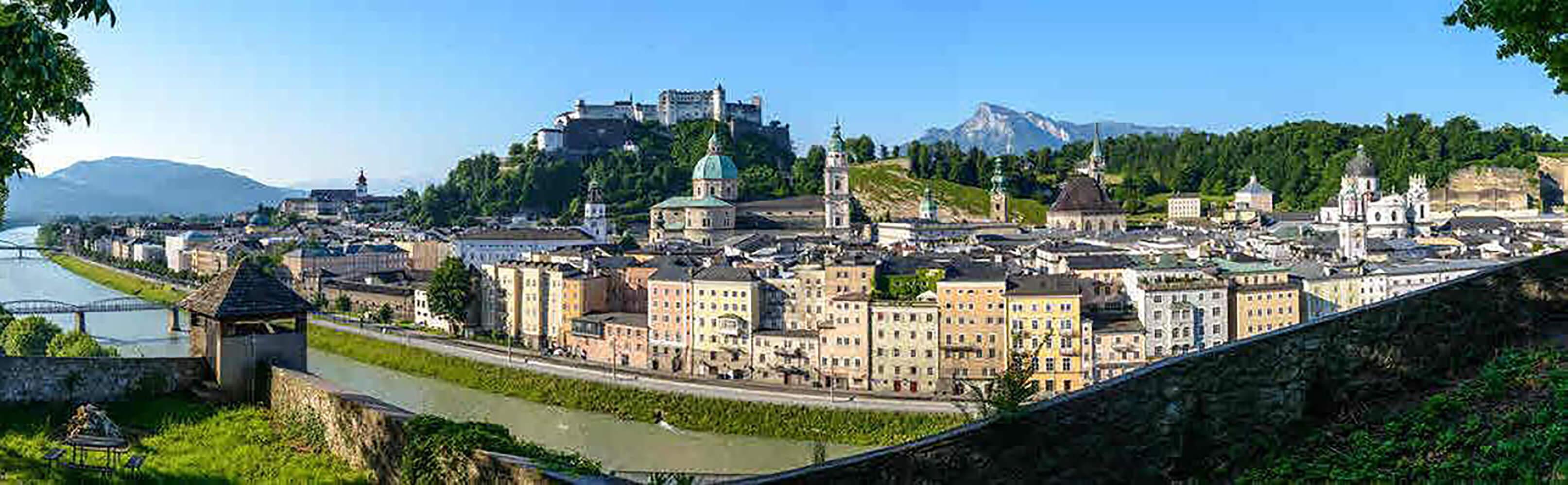 Die Mozartstadt Salzburg 1