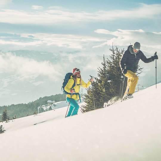 Plose - der Freizeitberg bei Brixen in den Dolomiten 10