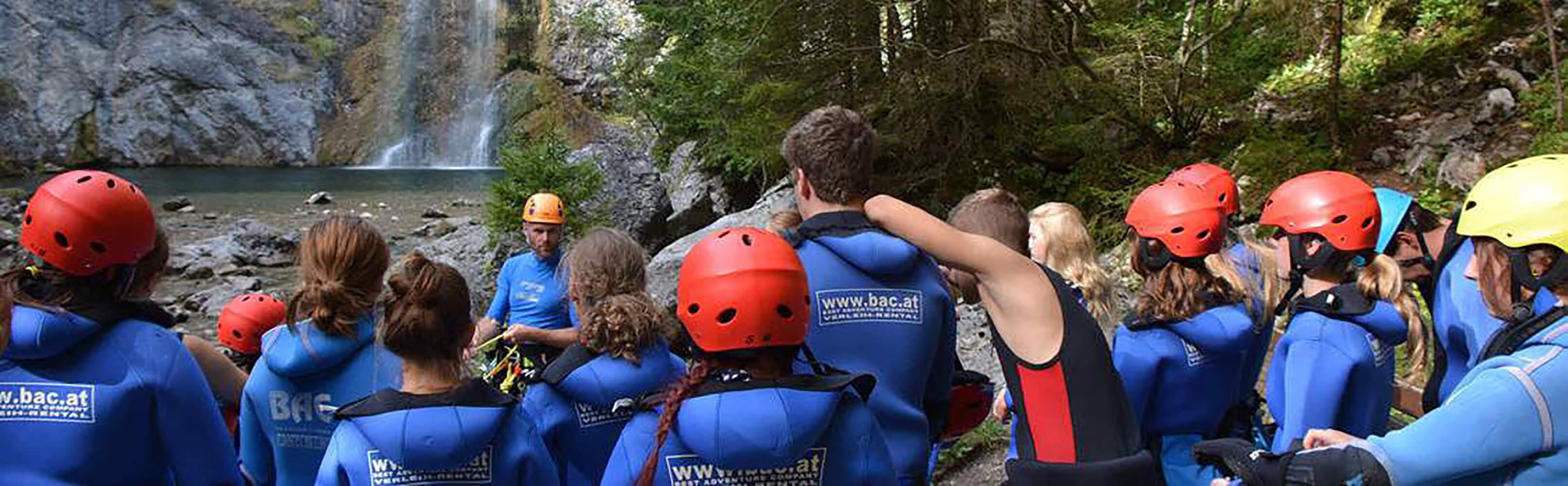 BAC - Best Adventure Company – der Outdoor Spass in Gröbming 1