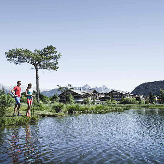 Olympiaregion Seefeld in Tirol