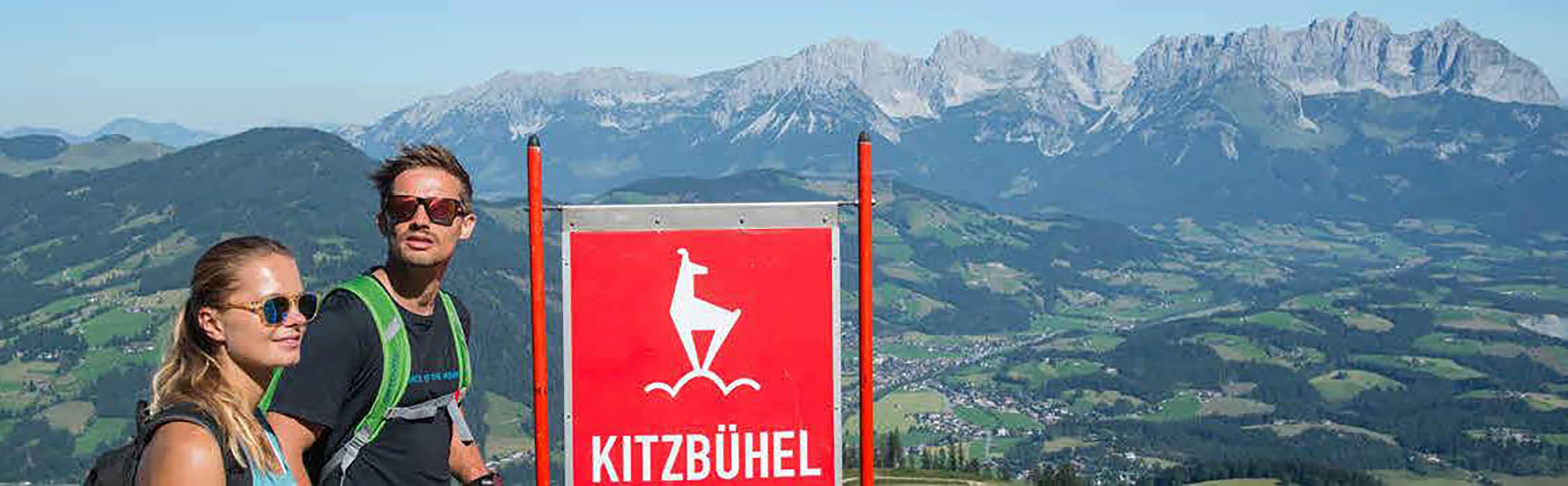 Kitzbühel - die magische Tiroler Alpenstadt 1