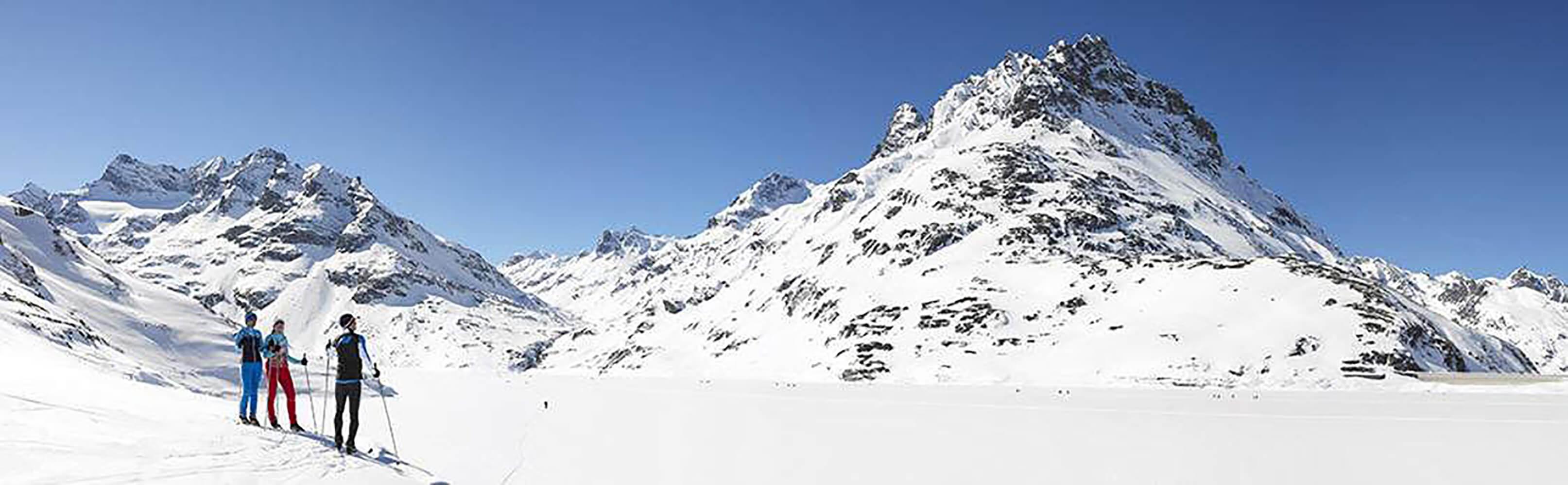 Die Silvretta-Bielerhöhe - einzigartige Bergwelt 1