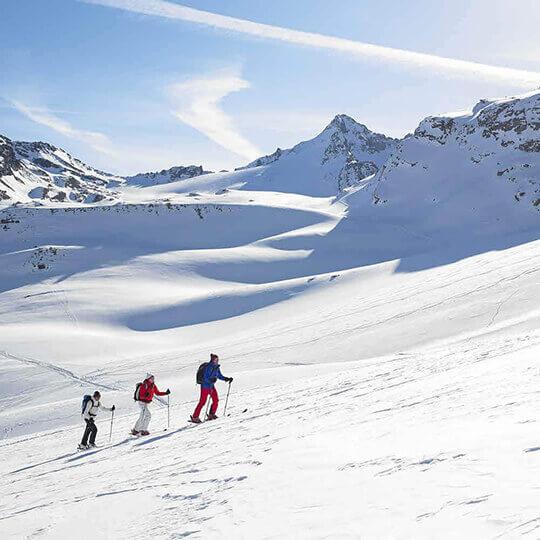 Die Silvretta-Bielerhöhe - einzigartige Bergwelt