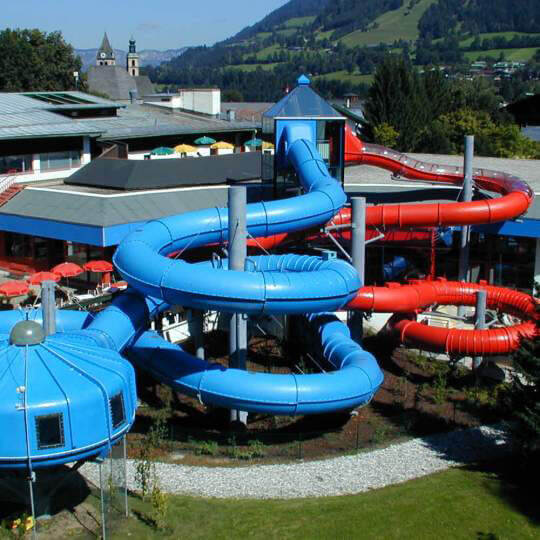 Badezentrum Aquarena Kitzbühel 10
