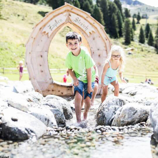 Zirbenpark Hochzeiger - der Family-Berg im Pitztal 10