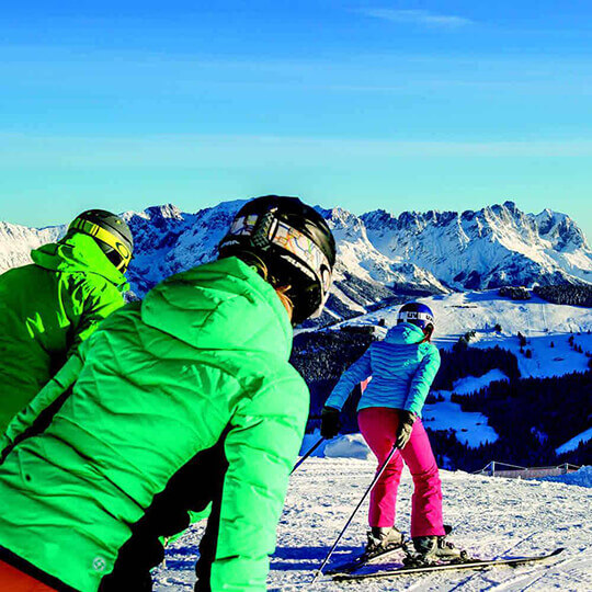 Vorschaubild zu SkiWelt Wilder Kaiser im Brixenal