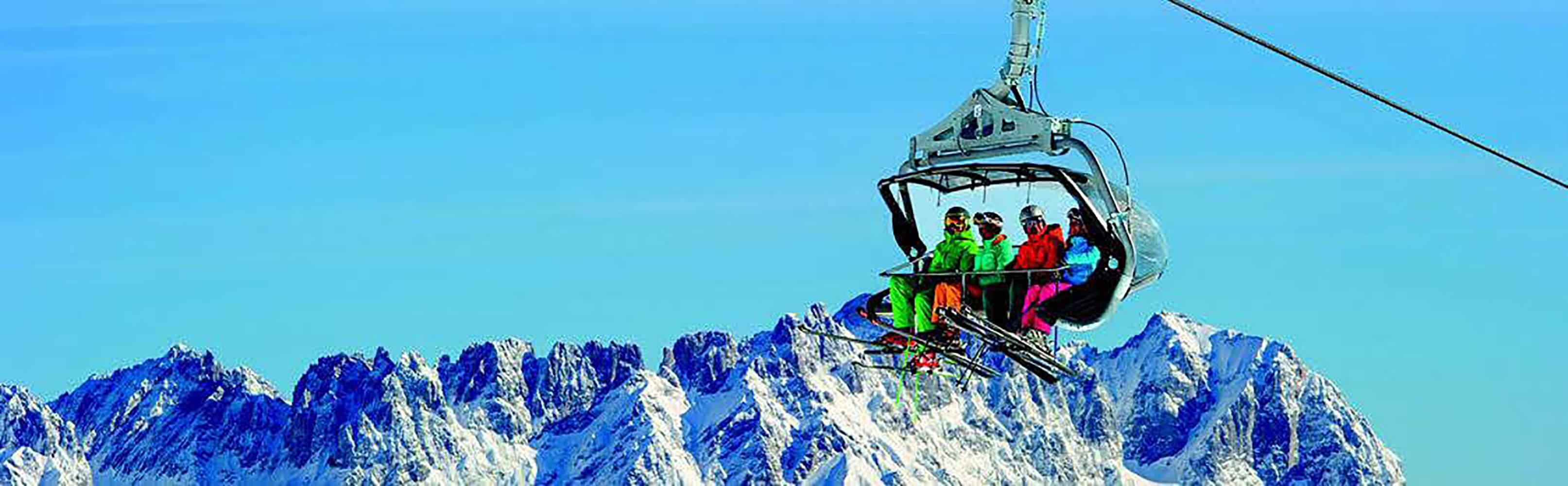 SkiWelt Wilder Kaiser im Brixenal 1