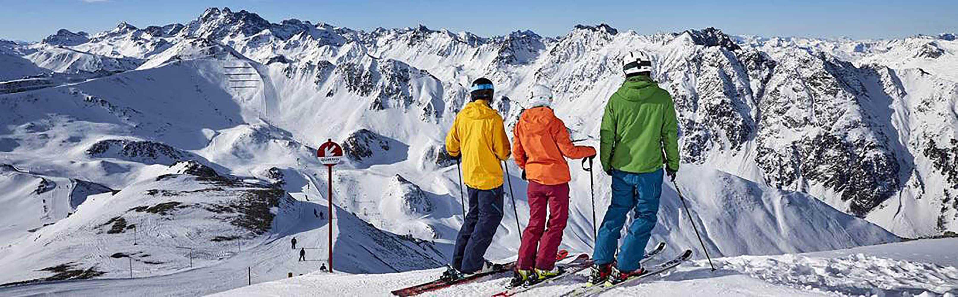 Ischgl - die Lifestyle-Metropole der Alpen 1