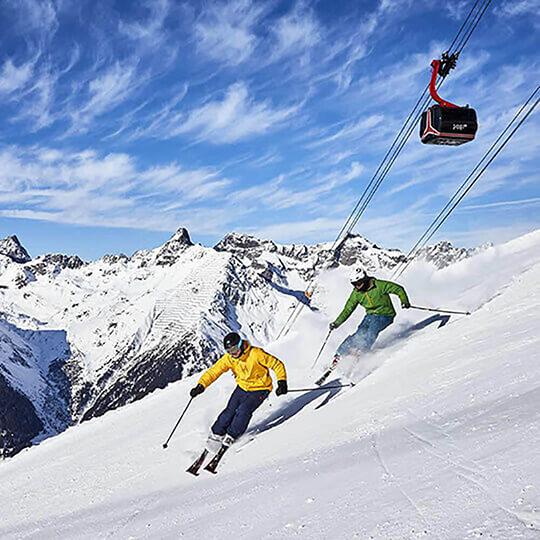 Vorschaubild zu Ischgl - die Lifestyle-Metropole der Alpen