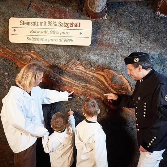 Vorschaubild zu Salzwelten Hallein im Salzburgerland